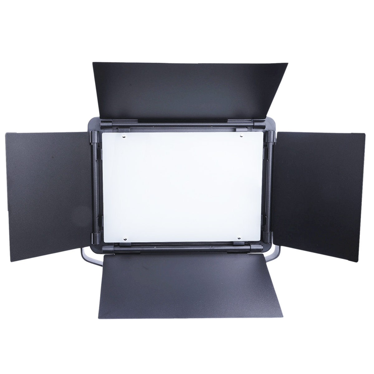 LED-1080DMX NiceFoto 100W Professional flat panel  CRI 95 Bi-color 3200K-6500K, LED video light for photo,video and film