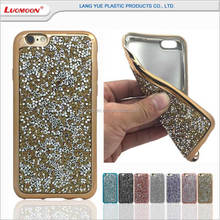 new arrival luxury glitter bling Austria drill rhinestone diamond cell phone case cover for iphone s c se plus 4 5 6 for samsung