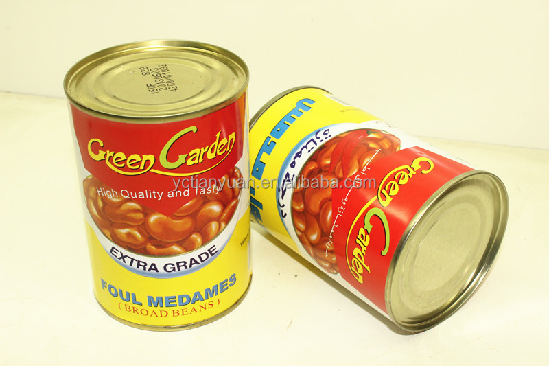 canned broad beans foul medames