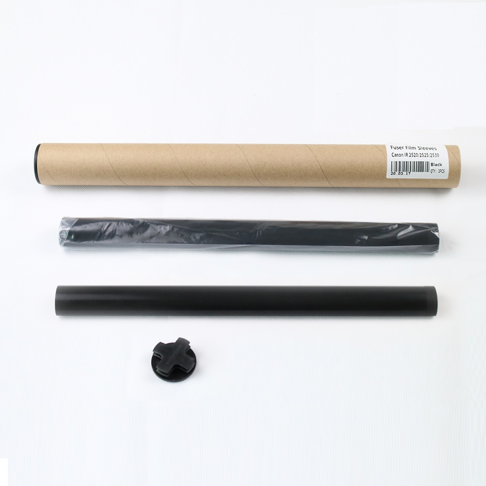 Printer parts fuser film sleeves for Canon ir-2520 2525 2530