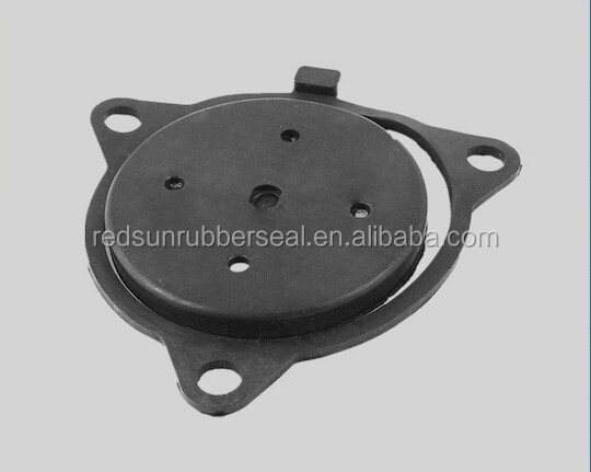 ODM OEM Custom automotive rubber spare parts