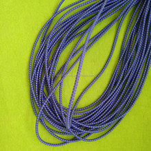 YQ-RE23 Drawstrings for hoodies high grade elastic rope round extension