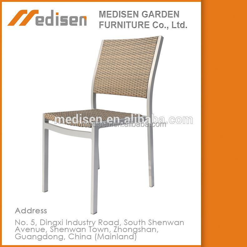 High quality backrest teak patio chair of outdoor furniture