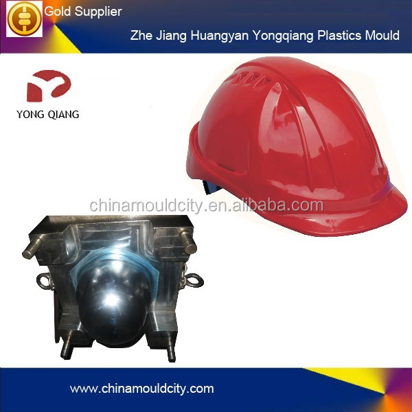 plastic injection safety helmet mold/moulds manufacturing/multi-cavity mold