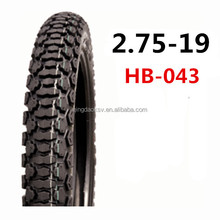 Hot Sale China Qingdao High Quality Cheap Motorcycle Tyre 2.75-19