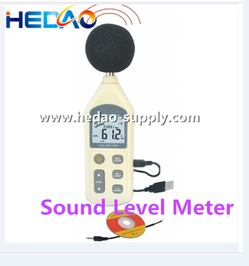 Wholesale digital signal portable free sound noise level meter