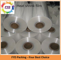 Biogradable Polyolefin Film Heat Shrink Wrap For Gift