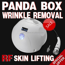 New design rf skin tightening machine for Personal face Lift Beauty for home use with immediate treatment results