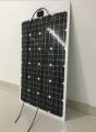 120W semi flexible solar panel sale high efficiency price solar panel photovoltaic
