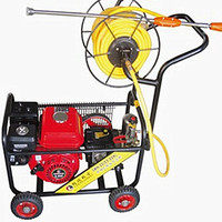 Agricultural Trolley Type Gasoline Power Sprayer