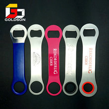 Various Customized Promotional Cheap stainless steel Beer bottle opener