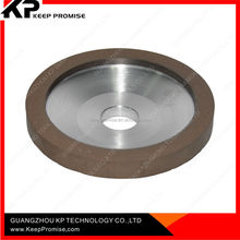 High quality resin/vitrified bond/electroplated abrasive bowl-shaped diamond grinding wheel