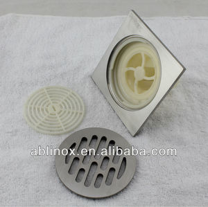 Stainless Steel 6 Floor drain covers