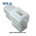 PA6 2 pin free sample male female connector cheapest 7122-2820
