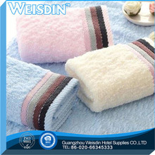 woven manufacter 100% organic cotton used in bathroom and kitchen microfiber towel japanese face towel