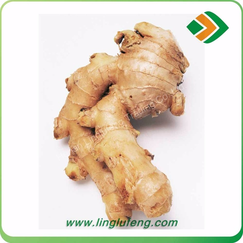 Wholesale Grade a yellow Dried Ginger Price in China