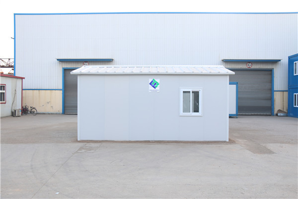 Seismic Safety beach container chalet cabin house