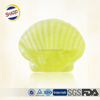 2014 New Product! ! disposable natural glycerin transparent hotel soap