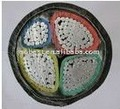 High quality Pvc insulated Screen tape VV22 POWER CABLE
