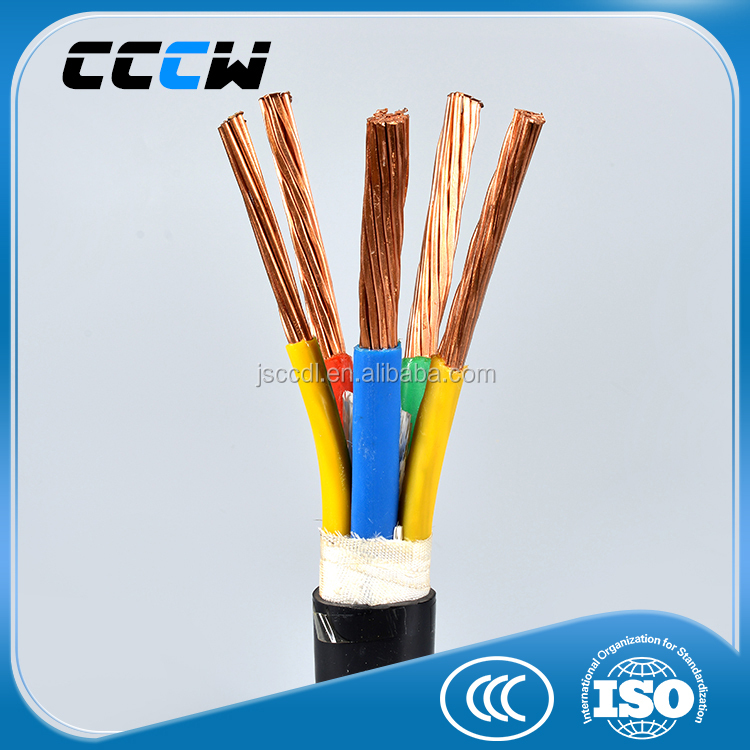 Standard copper core power XLPE cable with multi sizes