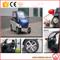 EEC approved 2-seats enclosed electric mini car / Whatsapp: +86 15803993420