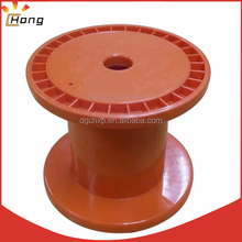 DIN 130mm plastic wire reel spool