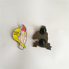 The Best and Cheapest cool metal lapel pin badge manufactured in China