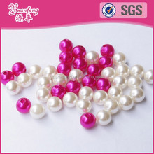 Wholesale Loose ABS Plastic Pearl Beads