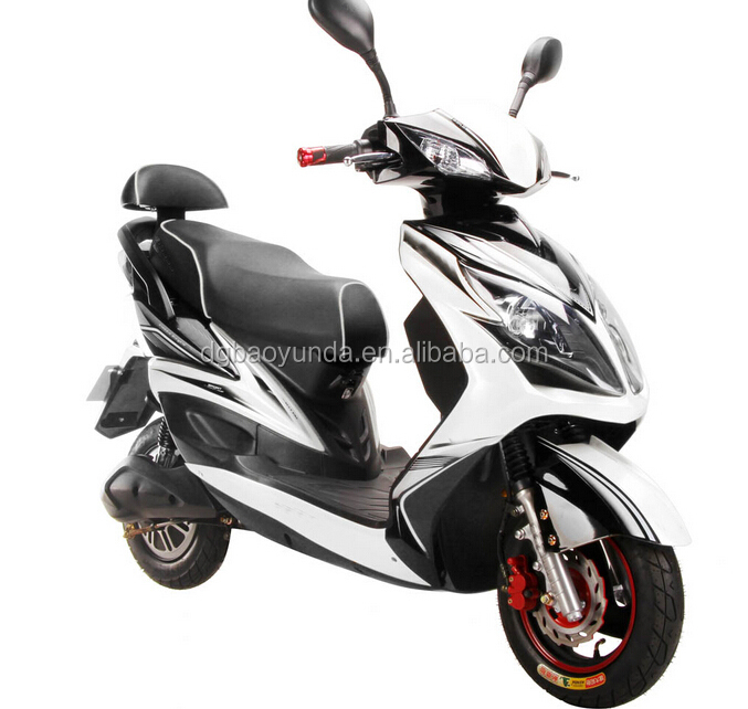 reliable chinese factory wholesale 800W racing electric motorcycle scooter for sale