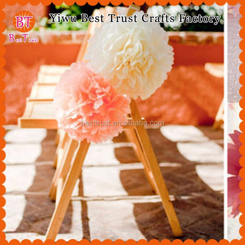 Wholesale Paper Ball Lanterns Paper Fower Decorations Garland