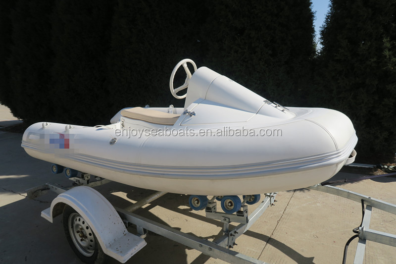 Cool stype Hypalon or PVC inflatable speed motor boat jet ski RIB-330 from enjoysea boats!!!