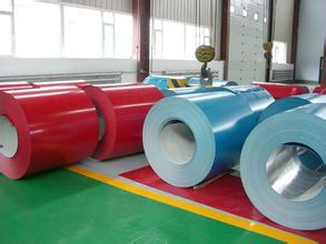 Top quality high elasticity Brilliant colors Galvanized Iron Steel Sheet in coils PPGI coil
