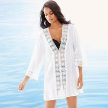 Oem factory tassel fringe longline printed kimono for women wholesale clothing