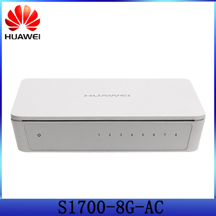 Huawei S1700-8G-AC 8 port Unmanaged Gigabit Switch