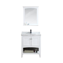 Modern Furniture Floor Stand Mounted Mdf Mirror Jewelry Bathroom Cabinet
