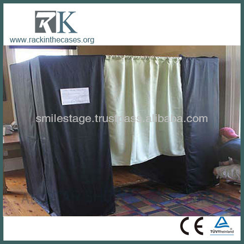 Manufacturing Company Portable Photo Booth in China