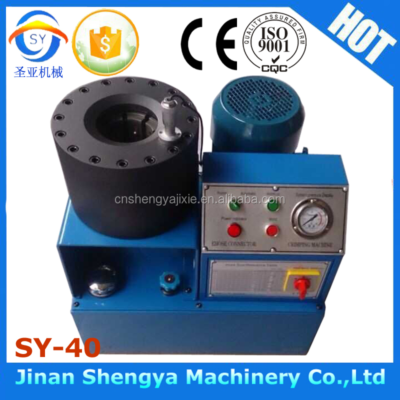 11sets free dies high precision nut crimping machine