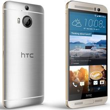 "HTC One M9+ Supreme Camera Silver 5.2"" 32GB Octa-Core 21MP Android Phon"