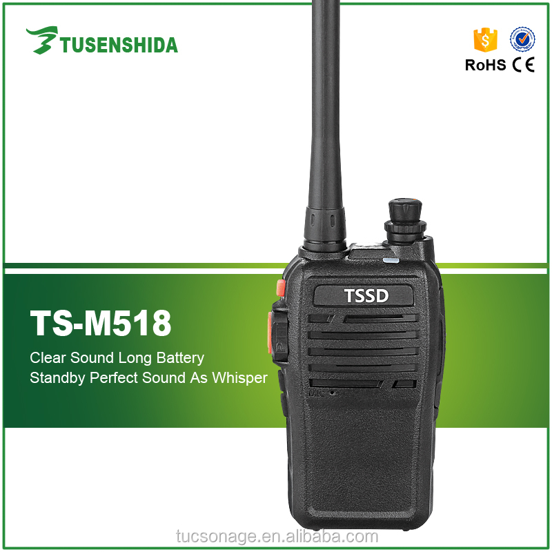 5 KM long range fm transmitter mobile radios two way sale TS M518