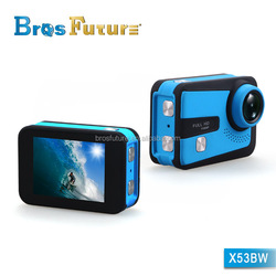 wifi Sport Action Camera Helmet Cam for Car/Bicycle waterproof camera