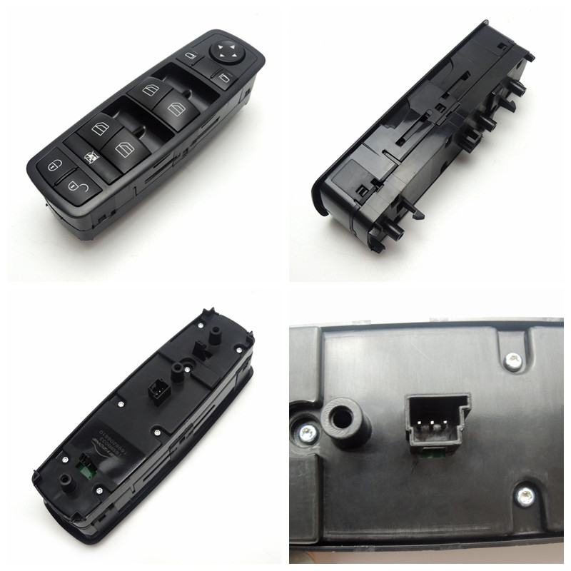 IWSMB033 Auto Car Power Window Switch For 2004-2012 W245 B-Klasse A1698206610
