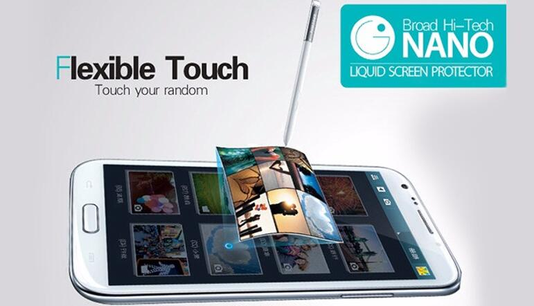 Manufacture Best Hi-Tech 9H Hardness Nano Liquid Screen Protector for 7 Inch Tablet / Smartphones / Curved Screens / Watches