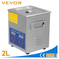 Jewelry Printhead Knife Pedicure Lean Ultrasonic Cleaner