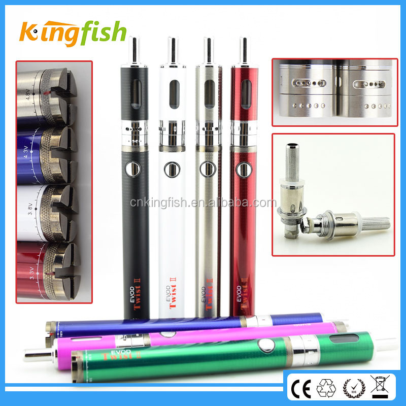 Kingfish product airflow control high quality electric tobacco pipe with 6 colors