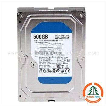 "3.5"" Internal hard disk 500GB-3TB Desktop hard disk drive"