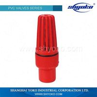 4 inch pvc swing check valve 55 degrees taper pipe threads BS standard