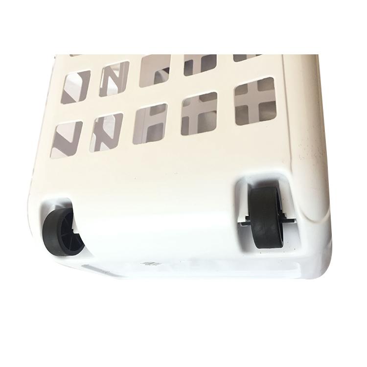 kunststoff w schekorb mit rollen w schtasche und korb produkt id 849749221. Black Bedroom Furniture Sets. Home Design Ideas