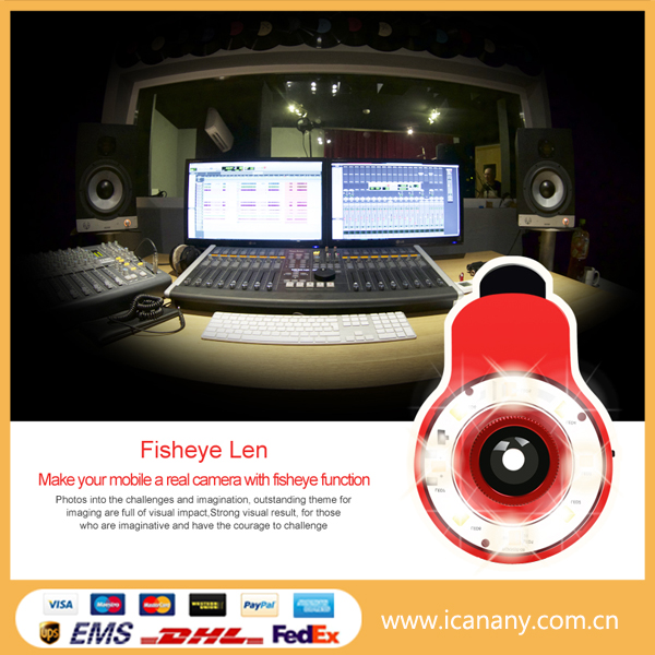 2016 new gadgets Engineering Product phone ring lights For Smartphone jinbei studio flash lighting