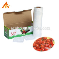 Healthy and convenient lldpe mini handle stretch wrap film for cantering use
