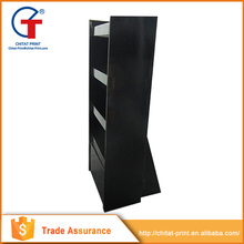 Wholesale High Quality black fruit and vegetable display rack shelf